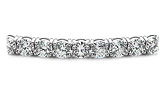 Ladies Diamond Tennis Bracelet - 14k White Gold - Style# 001982